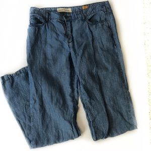 Pilcro and the Letterpress Wide Leg Jeans - 27